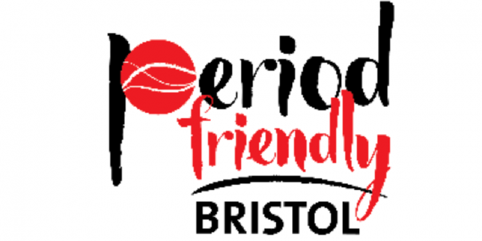 Logo for period friendly Bristol